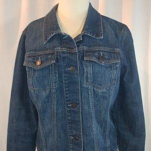 New York & Company Jean Jacket